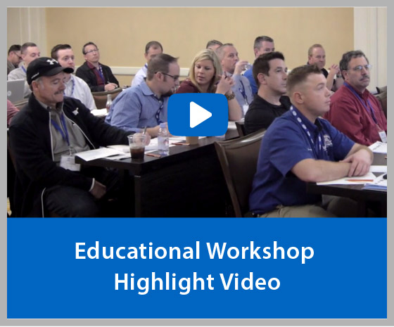 Educational Workshop Highlight Video