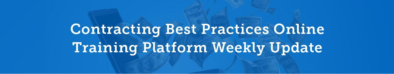 HVAC Business Best Practice Weekly Update