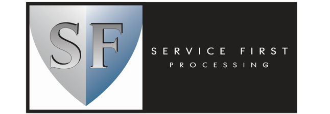 Service First Processing Logo
